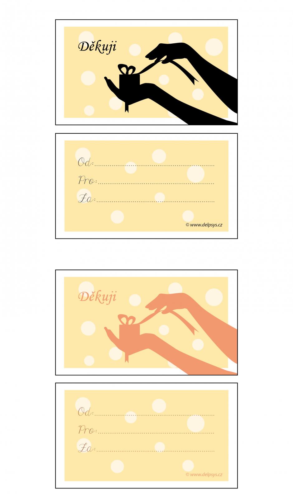 [Tiskoviny a letáky by Mailin]